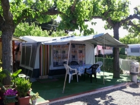 Emplacement Camping la Corona