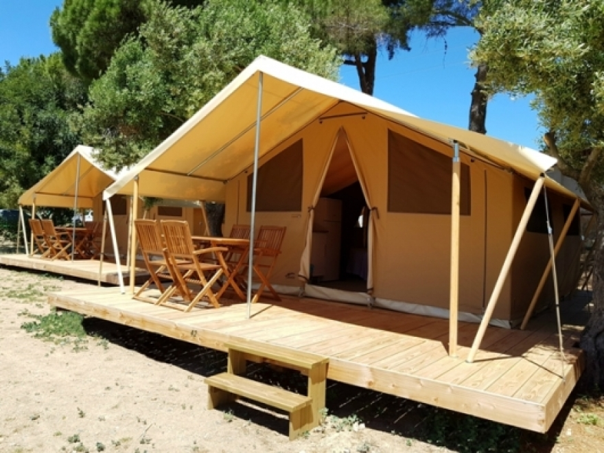 Glamping Lodges